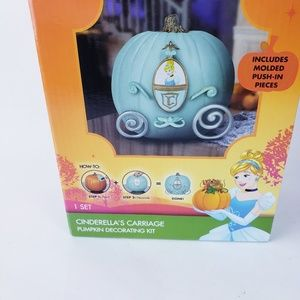 Cinderella carriage punkin Decorating Halloween